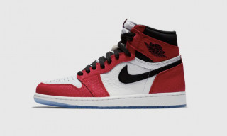 Here's How the Spider-Man-Inspired Air Jordan 1 Came About