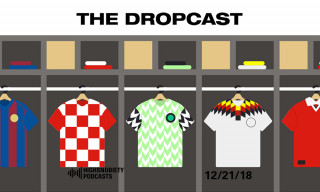 The Dropcast Discusses the Best Soccer Kit of All Time With Some Stylish Guests