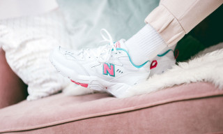 New Balance Brings More Chunky Vibes With the Women's WX608W