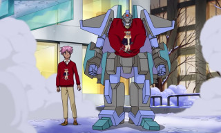 The Best Fashion References in 'Neo Yokio: Pink Christmas'