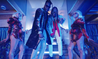 "2 Chainz & Ty Dolla $ign Hit the Trap Salon in ""Girl's Best Friend"" Video"