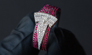 Ben Baller Gifts Elon Musk a Custom Iced-Out Tesla Ring