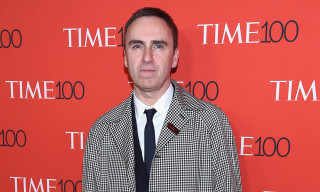 Raf Simons Exits Calvin Klein