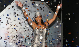 Rihanna Keeps Teasing Her New Album