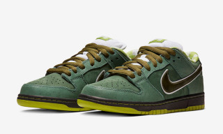 "The Concepts x Nike SB Dunk ""Lobster Green"" Is About to Drop"