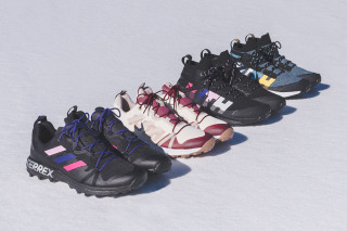 Here s a Full Look at the KITH x adidas Terrex 2018 Collection c758dc3d8