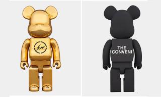Medicom Toy Taps Hiroshi Fujiwara for THE CONVENI Be@rbrick Collab