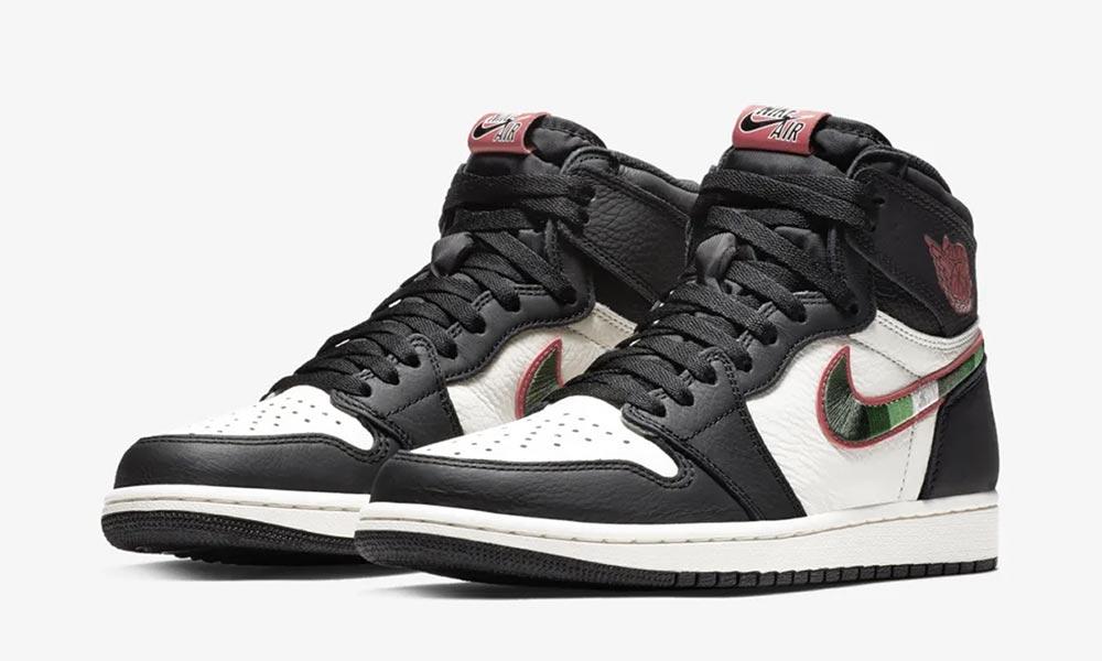 "Nike Air Jordan 1 ""Sports Illustrated""  Where to Buy This Week 69bcc2b6d9"