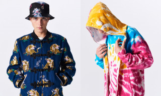 Camo, Tie-Dye & Tiger Prints Are Central to BAPE's Strong SS19 Lookbook