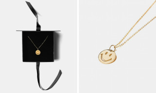 Chinatown Market Just Dropped a 14-Karat Gold Smiley Pendant Necklace