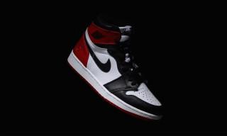"""Hiroshi Fujiwara Denies fragment design x Air Jordan 1 OG """"Black Toe"""" Rumor"""