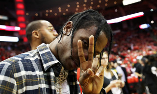 Watch Travis Scott Shock His Parents With a Porsche & Land Rover for Christmas