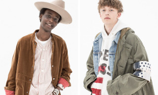 visvim Debuts American Frontier-Inspired Spring 2019 Collection