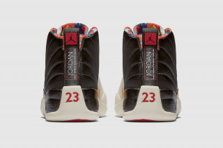 0027a767c4275f Nike. Nike. Nike. Previous Next. Jordan Brand saw in Chinese New Year with  a brand new Air Jordan 12 ...