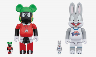 Medicom Toy Dropped New 'Space Jam'-Inspired Be@rbricks Today