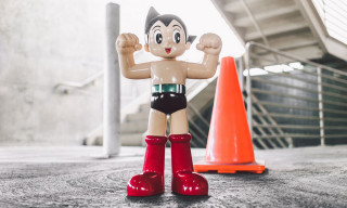 Here's How to Shop the New BAIT x Astro Boy Capsule