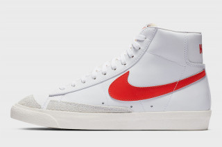 "Nike Is Releasing the Blazer Mid 77 Vintage ""Habanero Red"" on January 1 1bcf2abdb744"