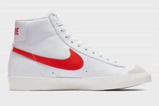 Red January 77 1 Nike On Habanero Blazer Mid Drops Vintage wUxH8X1n