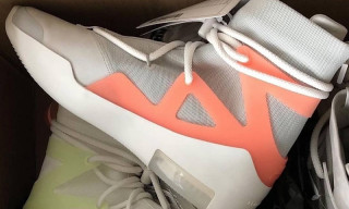 Jerry Lorenzo Reveals New Nike Fear of God 1 Colorways