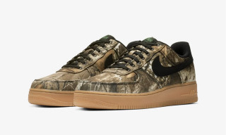 Nike Drops Trio of Realtree Camo Air Force 1s