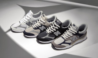 "New Balance Celebrates the '90s With X-90 ""Reconstructed"" Pack"