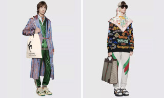 Level Up Your New Year Aesthetic With Gucci's 2019 Cruise Collection