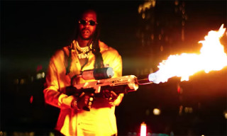 "2 Chainz Wields a Flamethrower in His ""Hot Wings"" Video"