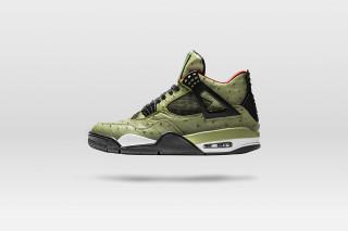 """96282f3743d1f0 Here s How to Cop The Shoe Surgeon s Air Jordan 4 """"Cactus Jack"""" This Weekend"""