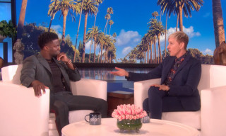 Kevin Hart Encouraged to Return as Oscars Host by Ellen DeGeneres