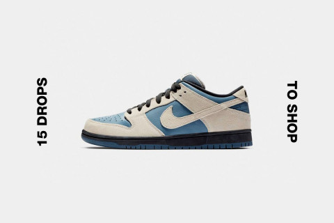 Nike SB Dunk Low Pro   More of This Week s Best Releases 0819c5c87522
