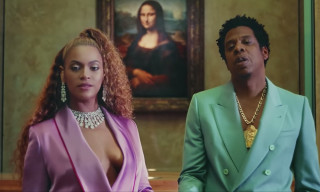 Beyoncé & JAY-Z Help Louvre Set New Visitor Record