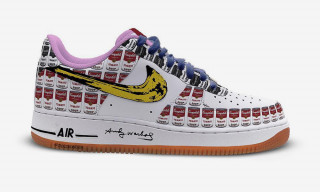 Reeno Studios Reveals Andy Warhol-Inspired Air Force 1