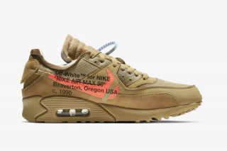 wholesale dealer fee93 c72f5 OFF-WHITE x Nike Air Max 90 2019 Where to Buy Today