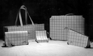 A-COLD-WALL* Unveils Luxury Leather Luggage