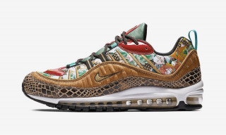 "Take a Closer Look at Nike's Chinese New Year Air Max 98 ""Year of the Pig"""