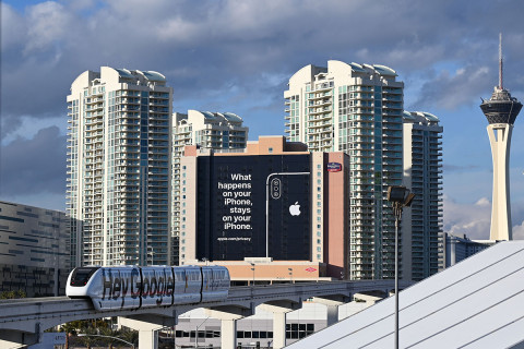 Apple's CES Ad Hits Google And Amazon Where It Hurts