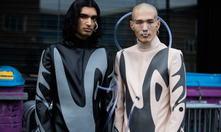 Xander Zhou Explores the Evolution of Man for FW19