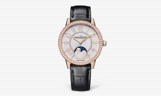 Jaeger-LeCoultre Drops $15,000+ Rendez-Vous Moon Watch