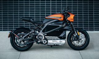 Harley-Davidson's $30K Electric Motorcycle Arrives in August
