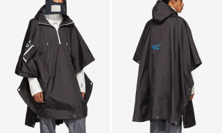 This A-COLD-WALL* Poncho Can Now Be Yours for Over 60% Off