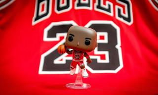 Footlocker Releasing Exclusive Michael Jordan Funko Pop
