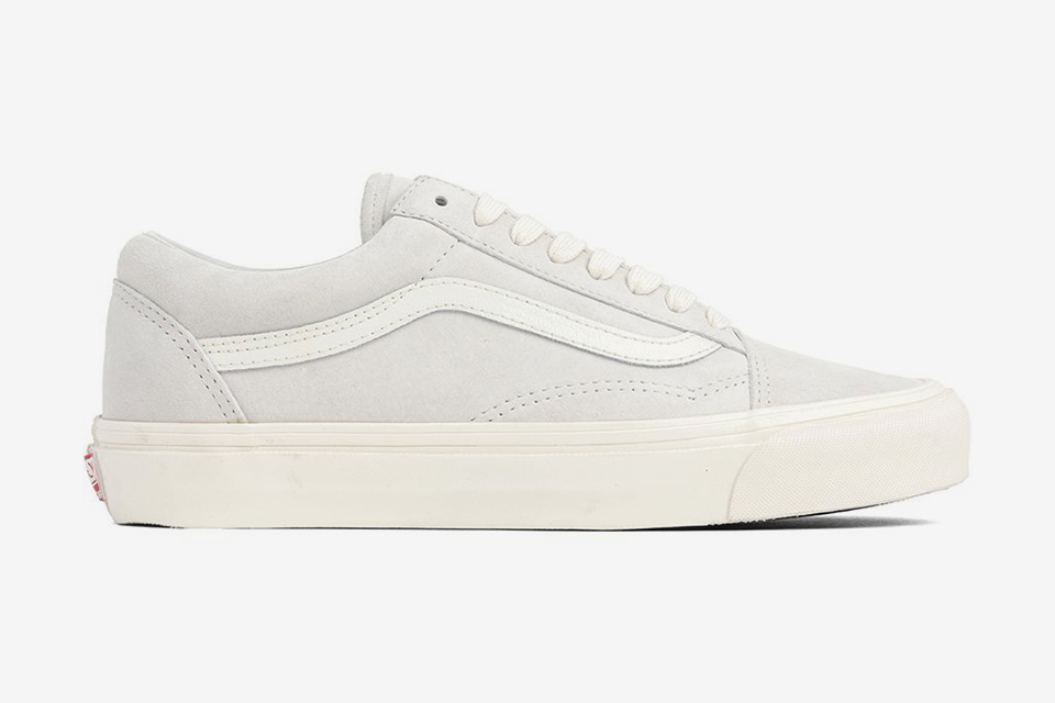 Vans Brings the Low-Key Heat With Muted Suede Old Skool LXs – HUSH ... 463ff1f32
