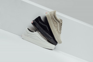 ac414e88b2bf49 Vans Brings the Low-Key Heat With Muted Suede Old Skool LXs