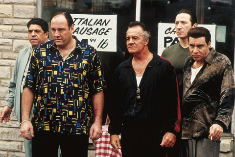Sopranos cast reunite to celebrate TV series' 20th anniversary