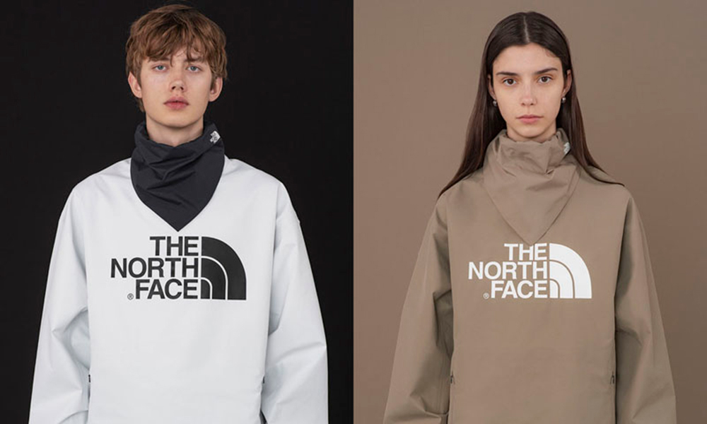 The North Face & HYKE Drops Gender-Neutral Pieces For SS19