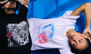 Indonesian Label Domestik Drops More Fire Graphic Tees