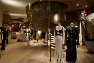Alexander Mcqueen Opens New London Store
