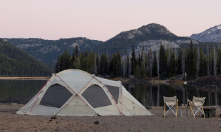 Snow Peak's New Dome Tent Is Perfect for Your Next Camping Trip