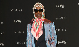 "A$AP Rocky Pays Tribute to His Gucci Drip With New Track ""Babushka"""