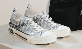 Dior's Much-Hyped B23 Sneaker Now Comes in Low-Top Form